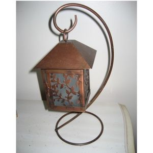 NWT Handcrafted Moroccan Candle Lantern